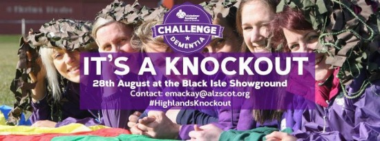 Alzscot It's a Knockout, INverness